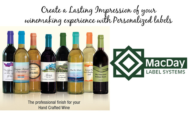 Personalize Your Wine With Custom Labels Flying Fish Winery